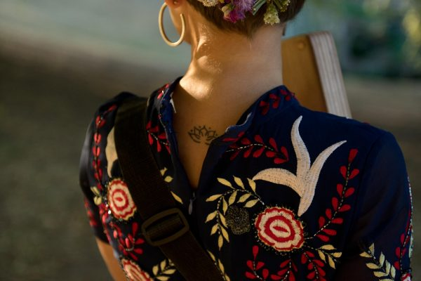 ALICE ROSE Make up /Styling: Cathy Guilleux Foto: Martiun Valentin Menke