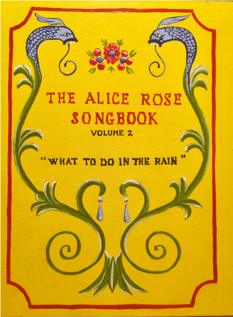 The Alice Rose Songbook – Volume Two